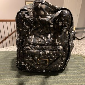 Marc by Marc Jacobs Camo Nylon Backpack